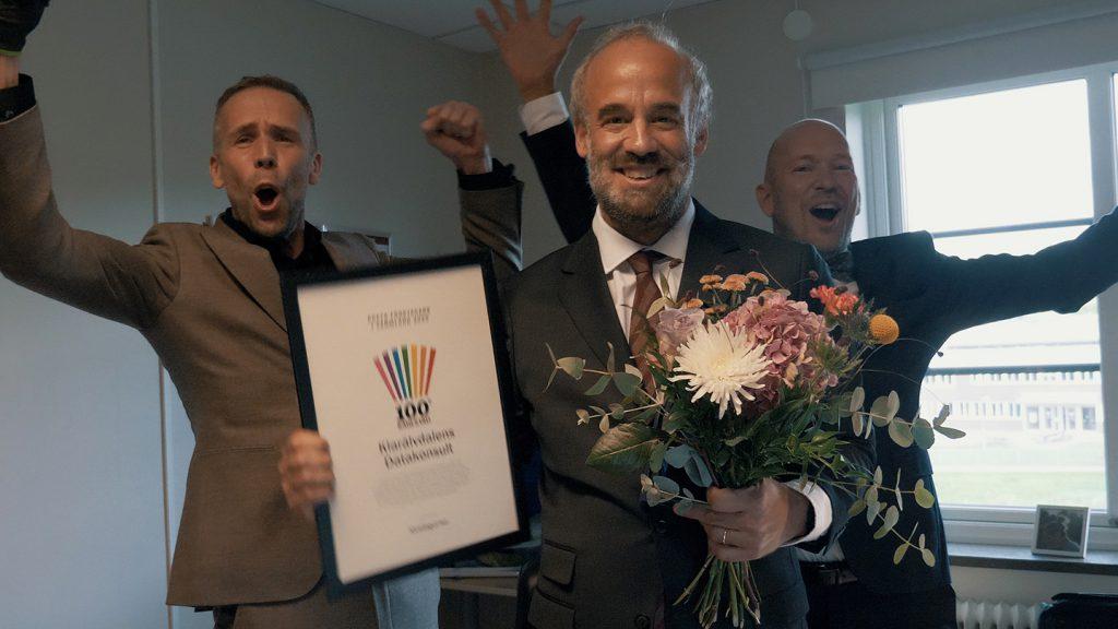100 grader Karlstad 2020 Årets Företagare